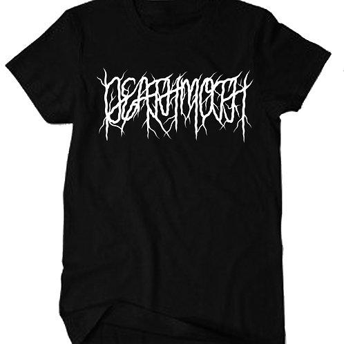 Deathmoth V2 black tee