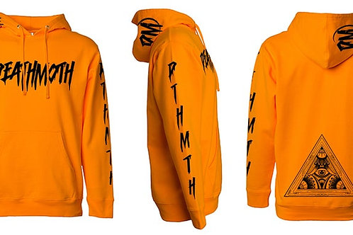 Orange Security Midweight Hoodie
