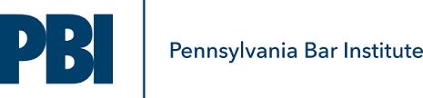 Pennsylvania Bar Institute - CLE Symposium