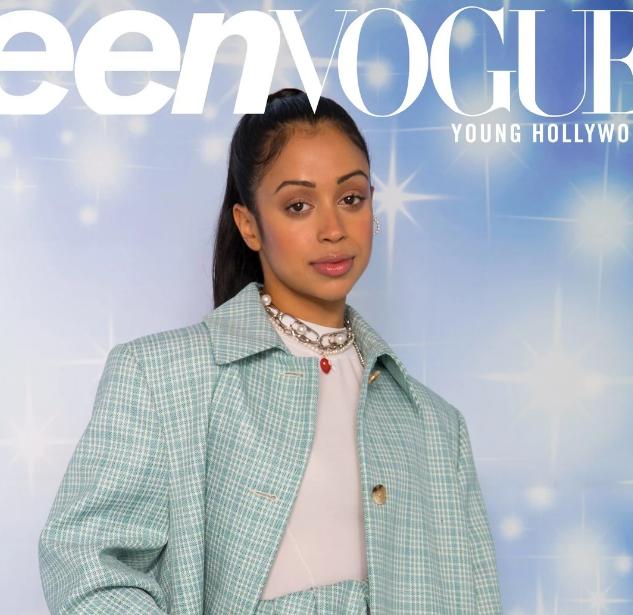 Alterita on Teen Vogue Cover