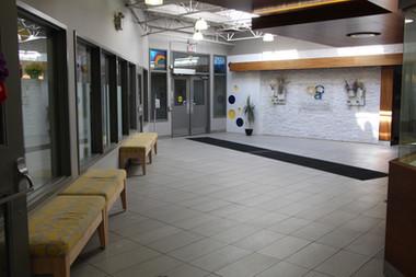 Elementary Front Lobby