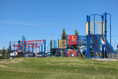 JK to Grade 2 Playground