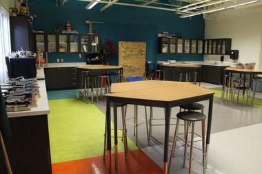 Junior High Science Lab