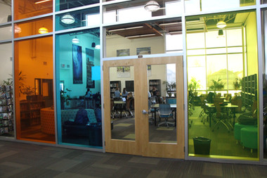Outside of the Learning Commons