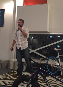 Mike Speaking 2