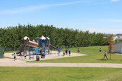 Gr 3-9 Playground and Back Field