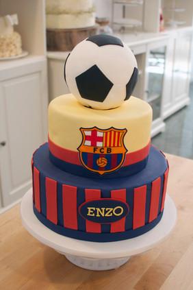 Pastel FC Barcelona