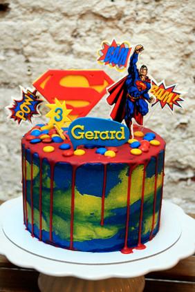 Pastel Superman