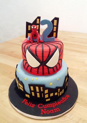 Pastel Spiderman
