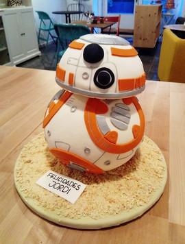 Pastel Star Wars bb8