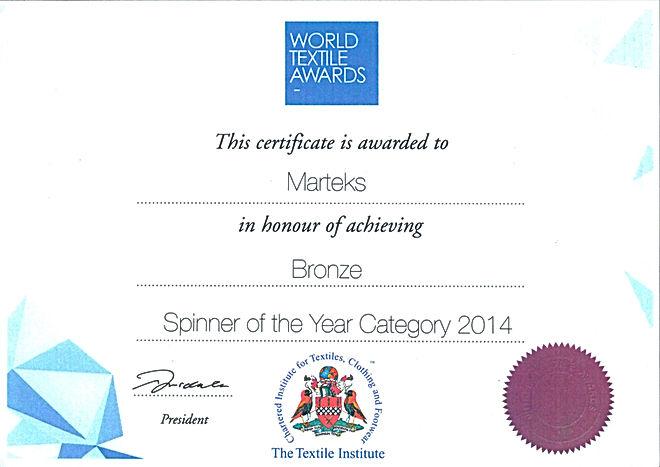 World Textile Award Marteks.jpg