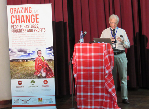 GRAZING FOR CHANGE CONFERENCE SUMMARY