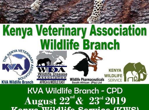 WDA-AME and Kenya Veterinary Association partnering to host International Symposium