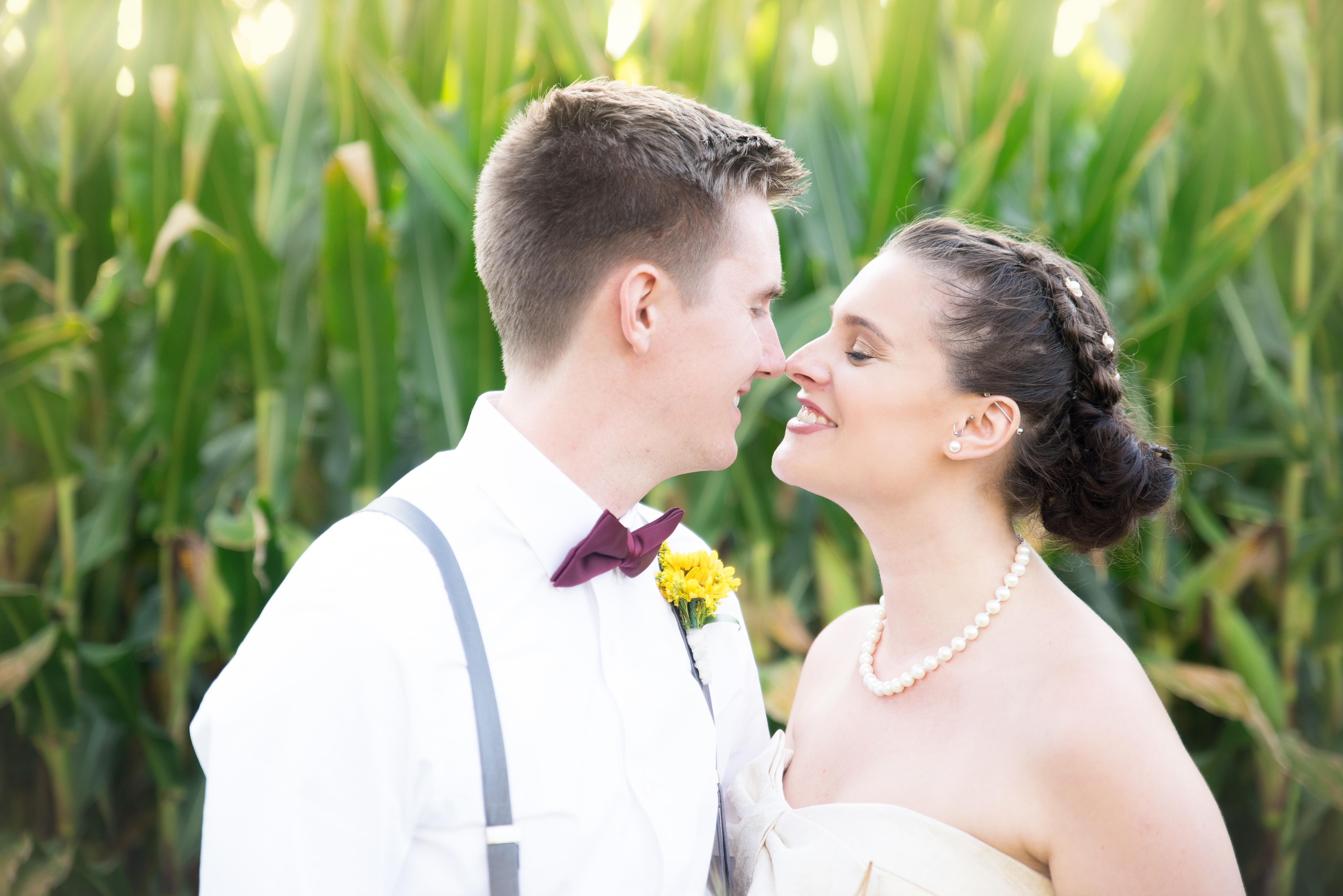 Sam & Colin's Wedding Image