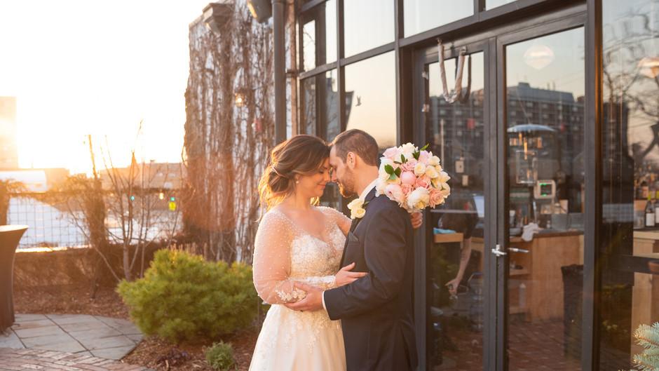 Morgan & Chas's Wedding