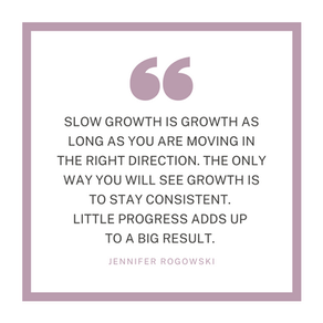 Let's Talk About Growth