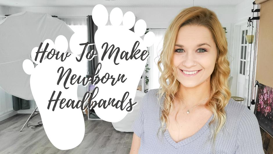 How To Make Newborn Headbands