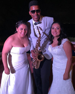 Another beautiful wedding today 👰👰 #islamujeres #zamabeachclub  #hoteldosplayas #cancun #grandsire
