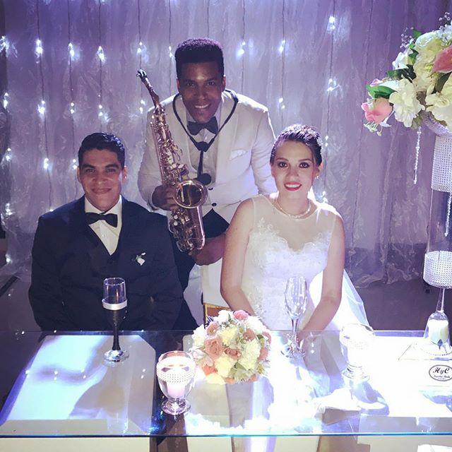 nice wedding 🎶🎶🎷💍 info_juliosax