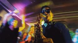DJ Party on Wedding !!🎶🎷🎧💍🎉🎉 #playadelcarmen #grandhyattplayadelcarmen #jewishweddings #jewish