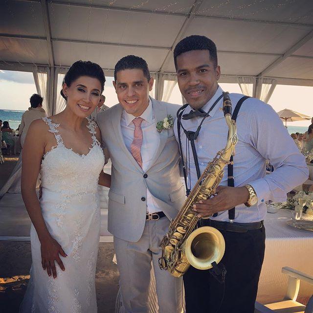 Muy bonita boda