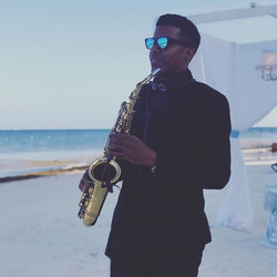 Wedding 👰 🎶🎷 Time #dreamsrivieracancun ._._._._