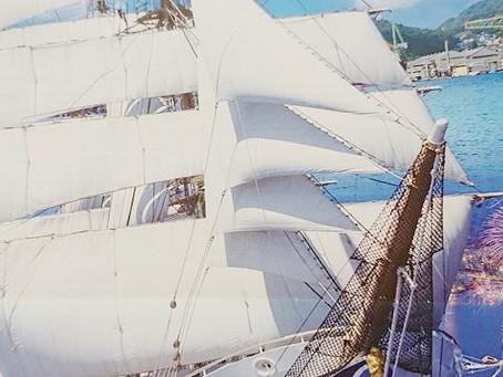 「長崎帆船まつり」✨✨スタートです😊