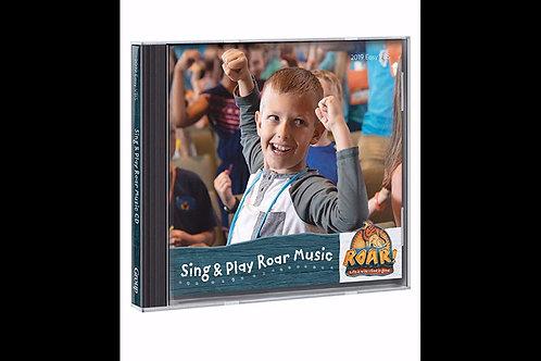 Sing & Play Roar Music CD (Group 2019)