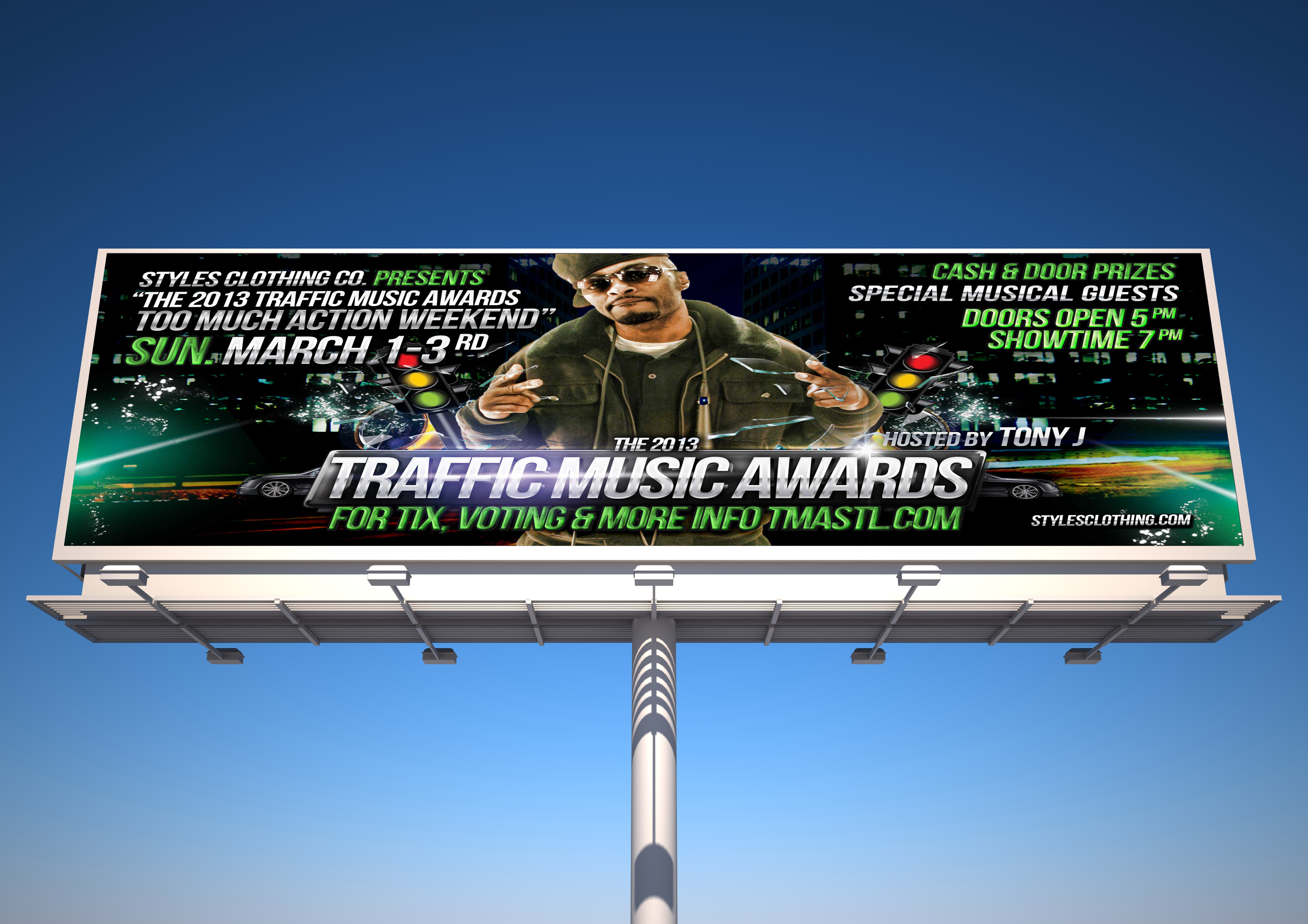 Traffic Music Awards