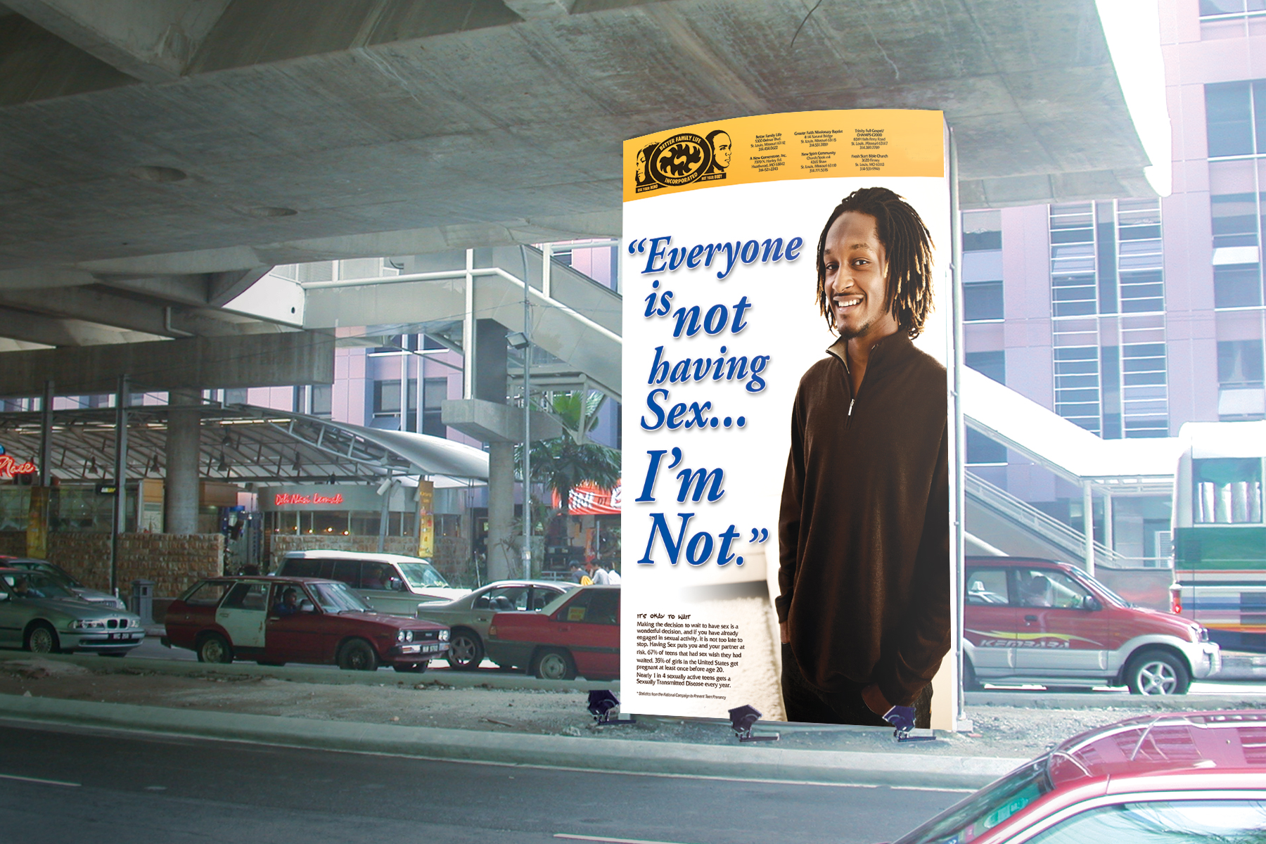 Abstinence Campaign