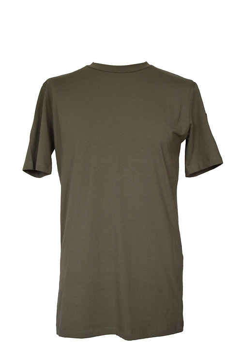 T-Shirt Groen (Long Fit)