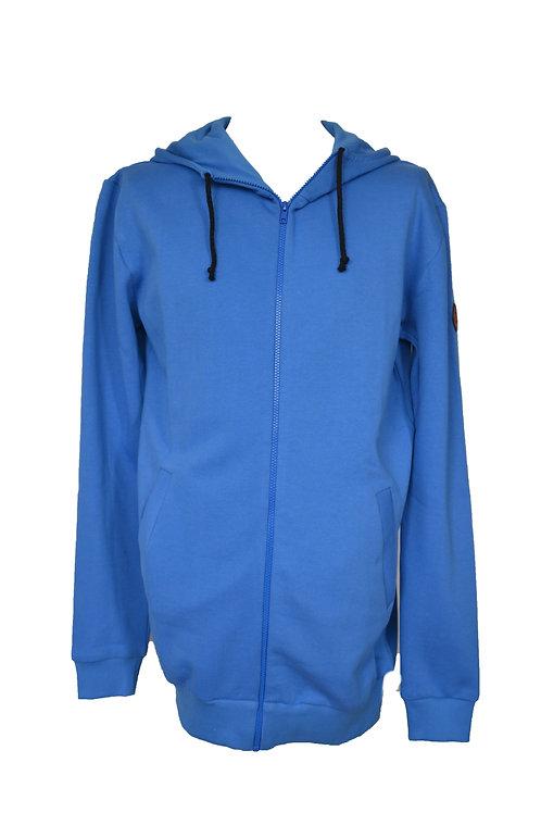 Vest / Hoody Palace Blue (Long Fit)