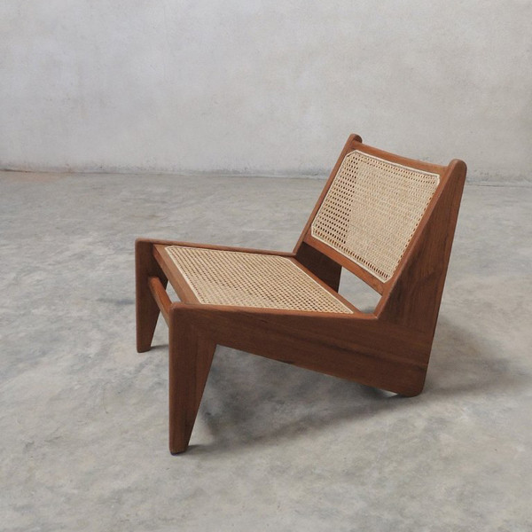 """Kangaroo"" Armless Lounge Chair"
