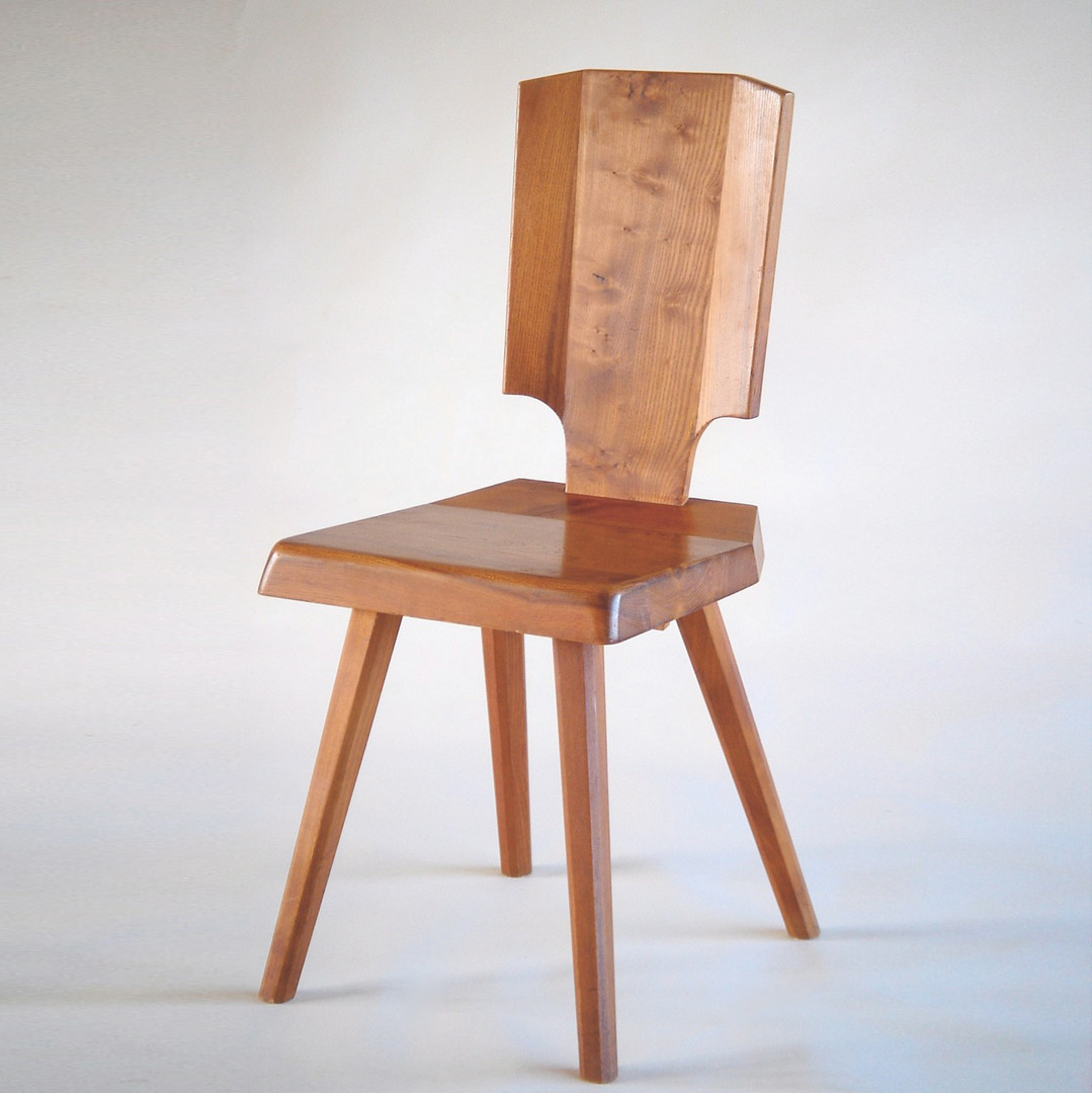 All Wood Chair S28