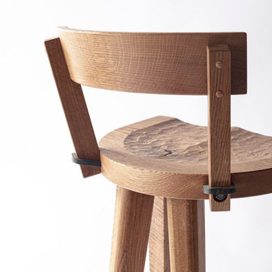 The Marolles Bar Stool