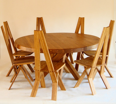 SFAX Round Dining Table T21