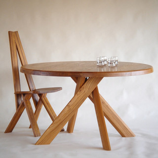 Round Dining Table T21