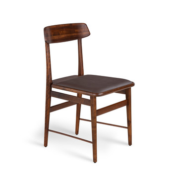 Lucio Chair (upholstered seat)