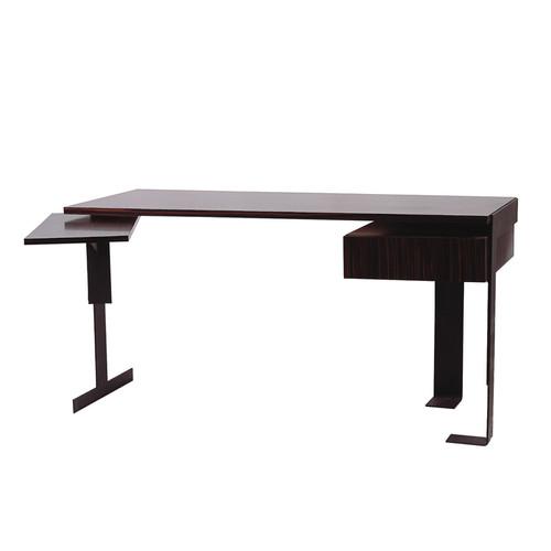 """"""" WOOD AND METAL DESK """" Desk"""