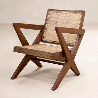 Cross Easy Chair