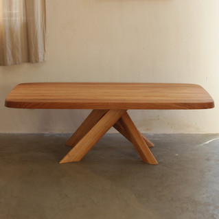 D-Rotation Dining Table T35