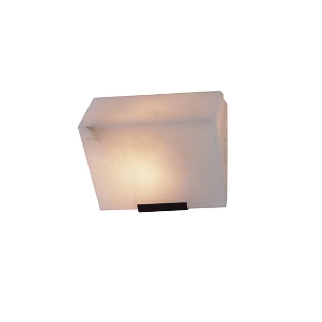SINGLE SLOPING BLOCK Wall Lamp