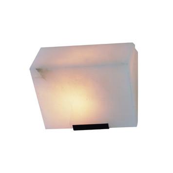 "Simple ""Sloping Block"" Wall Lamp"