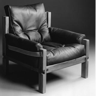 Leather Comfort Armchair S15