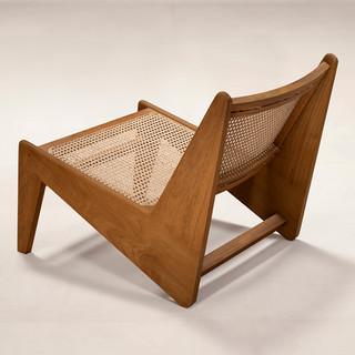 """Kangaroo"" Armless Lounge Chair"