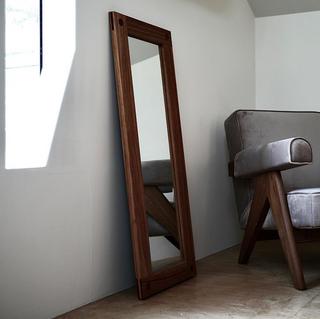 Wood Frame Mirror D07