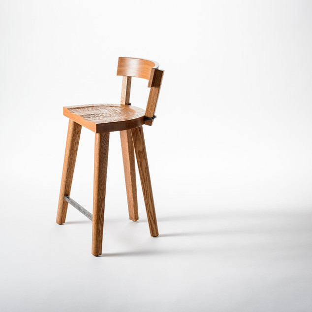 The Marolles Counter Stool