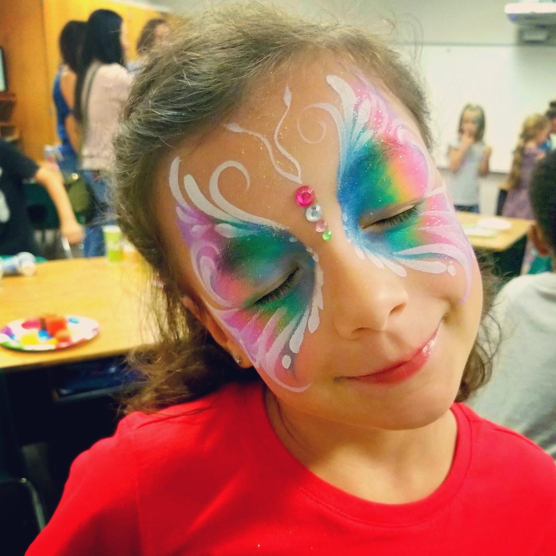 Face Paint - Fairy