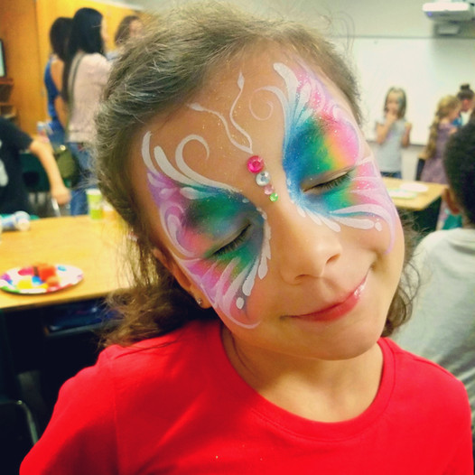 Face Paint - Fairy
