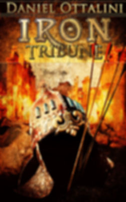 Iron-Tribune-800 Cover reveal and Promot